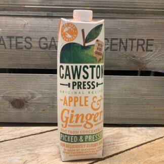 Cawston Press - Apple & Ginger Juice