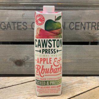 Cawston Press - Apple & Rhubarb Juice