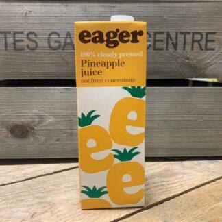 Eager - Pineapple Juice, 1 Ltr
