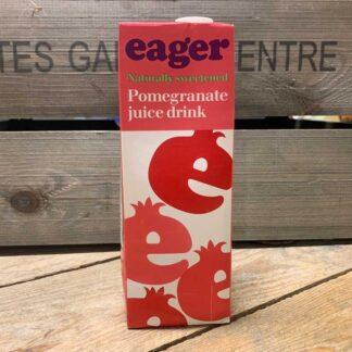 Eager - Pomegranate Juice 1 Ltr