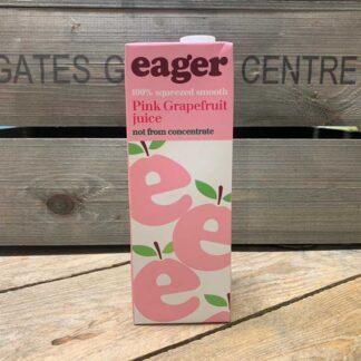 Eager - Pink Grapefruit Juice, 1 Litre