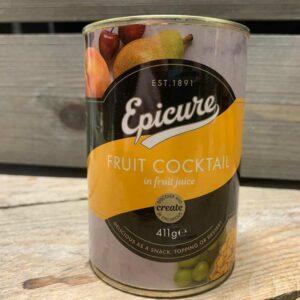 Epicure Fruit Cocktail in Fruit Juice 411g