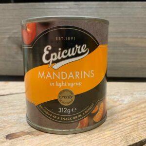 Bramble Mandarins with Orange Liqueur 370g