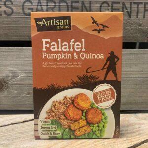 Artisan Grains- Falafel Mix Quinoa & Pumpkin 150g