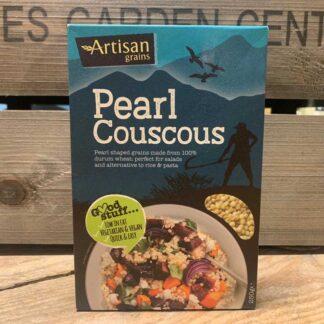 Artisan Grains- Pearl Couscous 250g