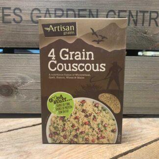 Artisan Grains- 4 Grain Couscous 200g