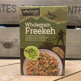 Artisan Grains- Wholegrain Freekeh 200g