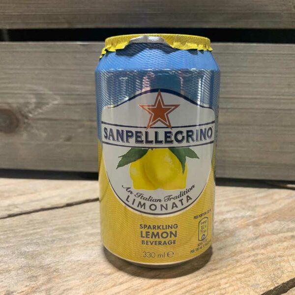 San Pelegrino, Sparkling Lemon