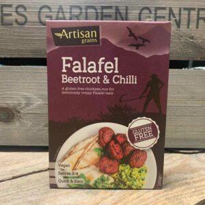Artisan Grains- Falafel Mix Beetroot & Chilli 150g