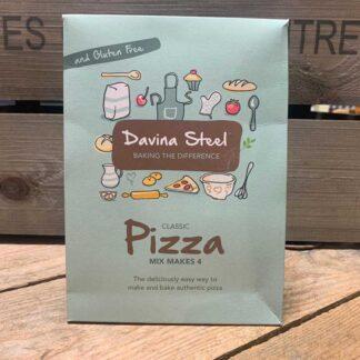 Davina Steel Gluten Free Pizza Dough Mix 415g