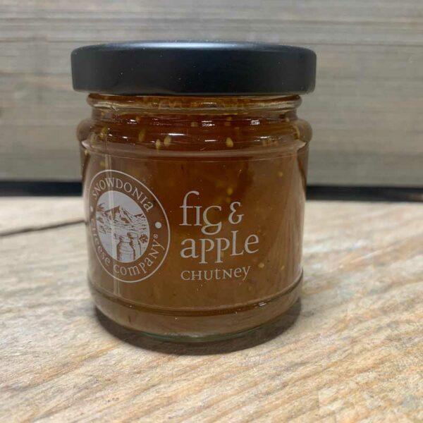 Snowdonia Fig & Apple Chutney 114g