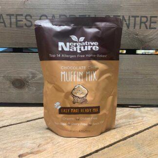 Creative Nature Chocolate Chip Muffin Mix 250g