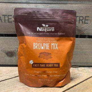 Creative Nature Brownie Mix 400g