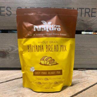 Creative Nature Banana Bread Mix 250g