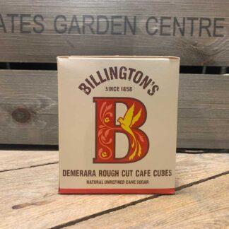 Billingtons Café Cubes Demerara Carton 750g