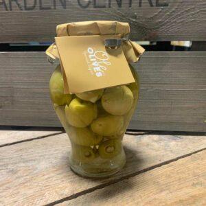 Don Gastronom Garlic Stuffed Gordal Olives 580ml