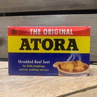 Atora Shredded Beef Suet 200g