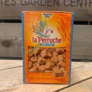 La Perruche - Sugar Cube Brown 500g