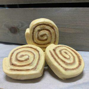 Frozen, Cinnamon Swirl