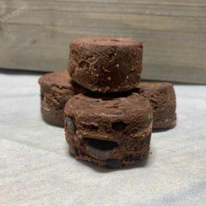 Frozen - Double Chocolate Chip Cookies
