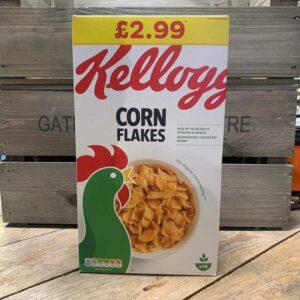 Kelloggs Cornflakes 550g