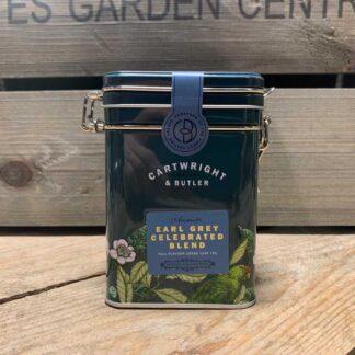 Cartwright & Butler Earl Grey Loose Leaf Tea Caddy 90g