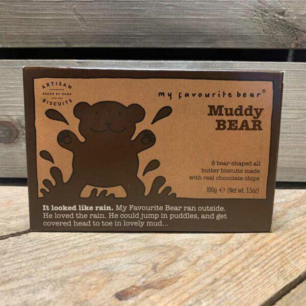 Artisan Biscuits Muddy Bear 100g
