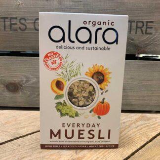 Alara Organic Everyday Muesli 550g