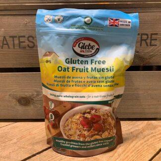 Glebe Farm Gluten Free Oat Fruit Muesli 400g