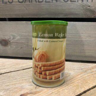 Bolero Lemon Wafer Sticks 110g