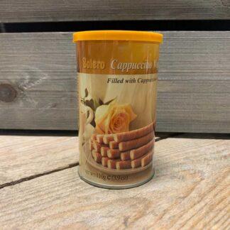 Bolero Cappuccino Wafer Sticks 110g
