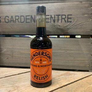 Hendersons- Yorkshire Relish 284ml