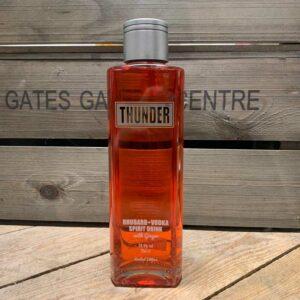 Thunder Rhubarb And Ginger Vodka 70cl