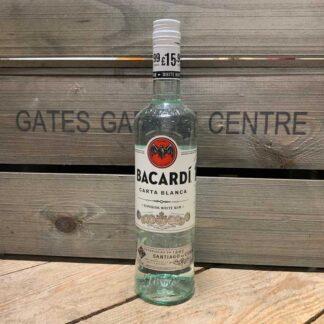 Bacardi White Rum 700ML