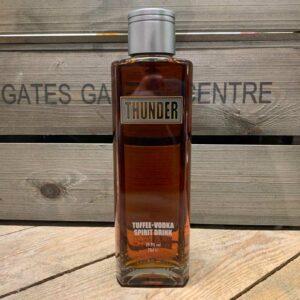 Thunder Toffee Vodka Spirit 70cl