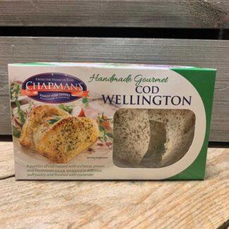 Chapmans Cod Wellington