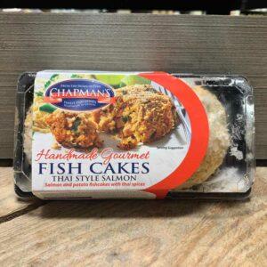 Chapmans Thai Style Salmon Fishcake