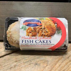 Chapmans Smoked Salmon & Horseradish Fishcakes
