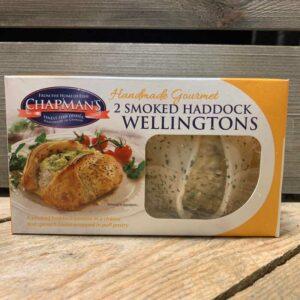 Chapmans Smoked Haddock Wellington
