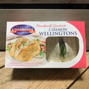 Chapmans - Salmon Wellington