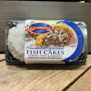 Chapmans Classic Fish & Parsley, Fish Cakes