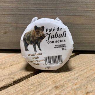 Don Gastronom- Wild Boar with Mushroom 100g