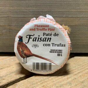 Don Gastronom- Pheasant & truffle Pate 100g