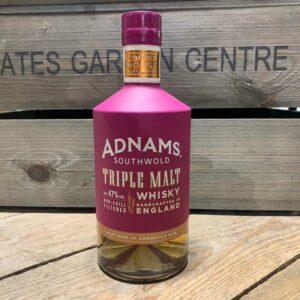 Adnams Triple Malt Whisky 70cl