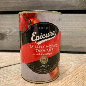 Epicure- Italian Chopped Tomatoes 400g