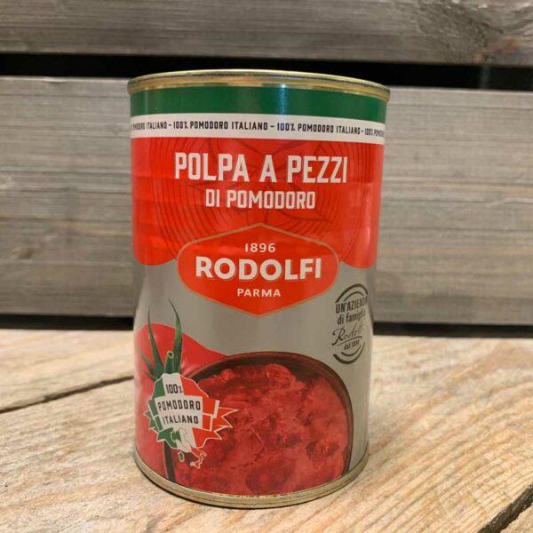 Rodolfi - Chopped Italian Tomatoes 400g