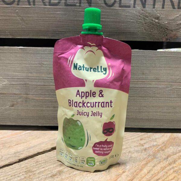Naturelly Apple/Blackcurrant Jelly Juice 100g