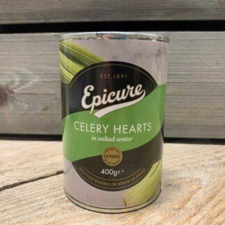 Epicure- Celery Hearts 400g