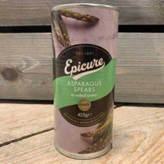 Epicure- Asparagus Spears 425g