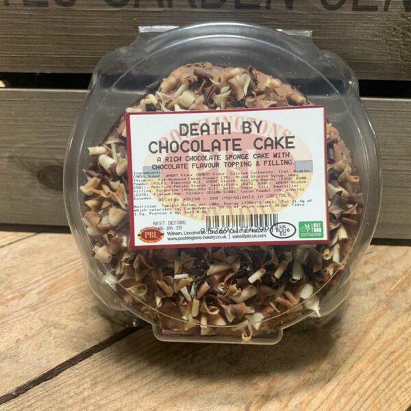 """Pocklington's 6"""" Death by Chocolate"""